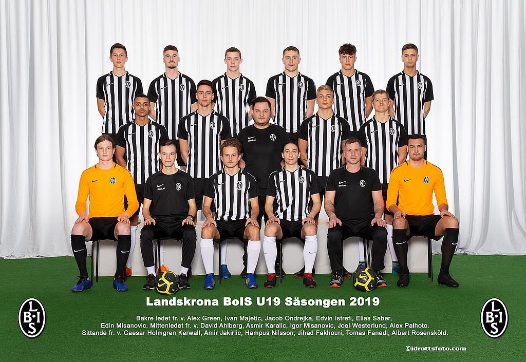 5bcfa1582e04 Välkommen till Landskrona BoIS U19